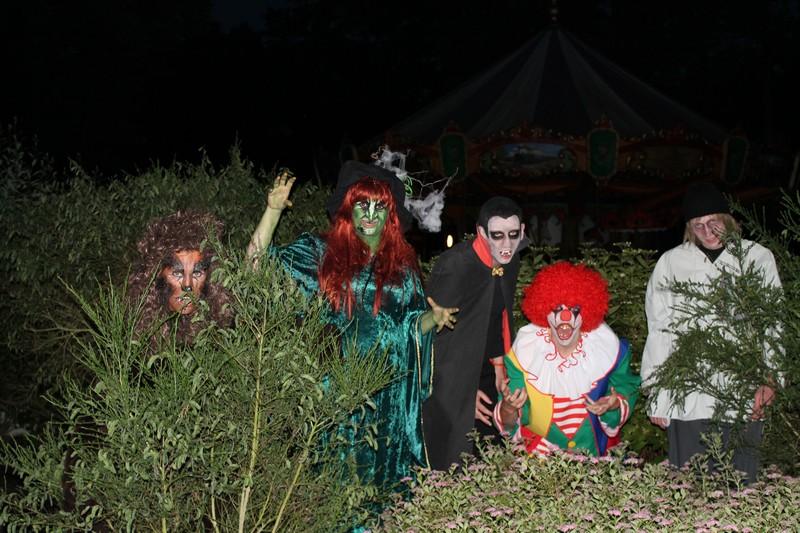 Drouwenerzand Halloween