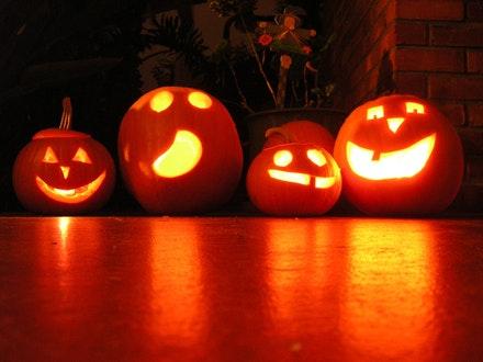 Halloween Koksijde