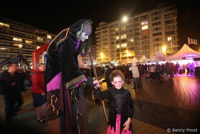 Halloween Middelkerke