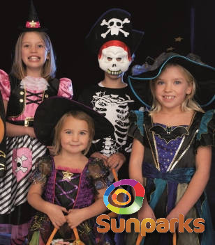 Halloween bij Sunparks