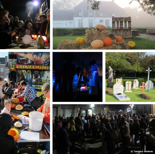 Halloween in Westerlo